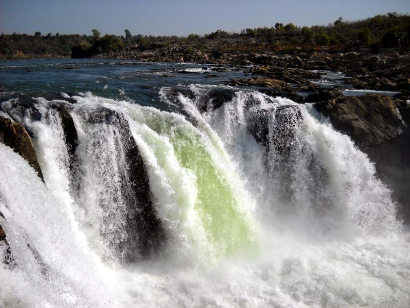 Bhedaghat-Dhuandhar-Falls