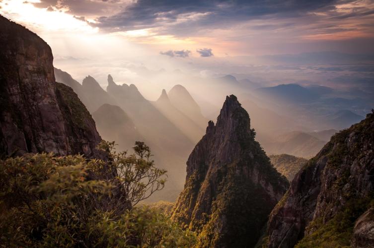 Parque Nacional da Serra dos Órgãos- Brasil