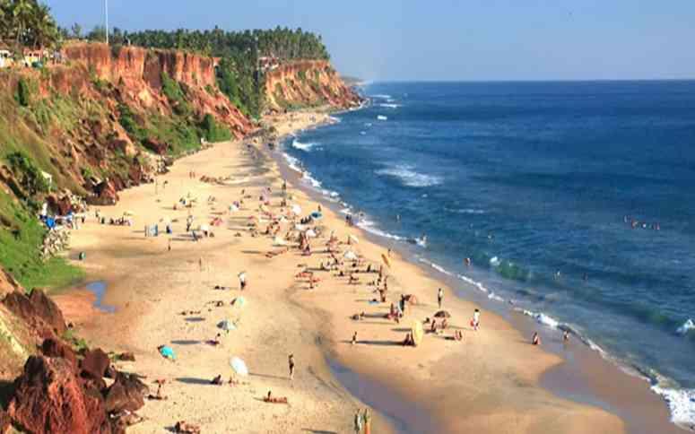 varkala beach kerala-min