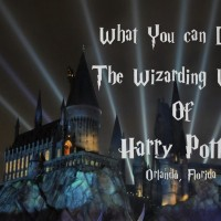 Must visit attractions at the Wizarding World of Harry Potter, Orlando, Florida