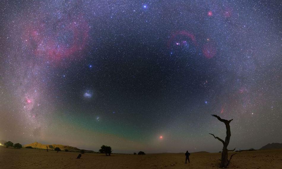 Image result for namib desert namibia sky